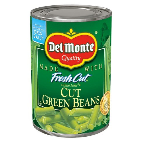 Delmonte Cut Green Beans (14.5oz)