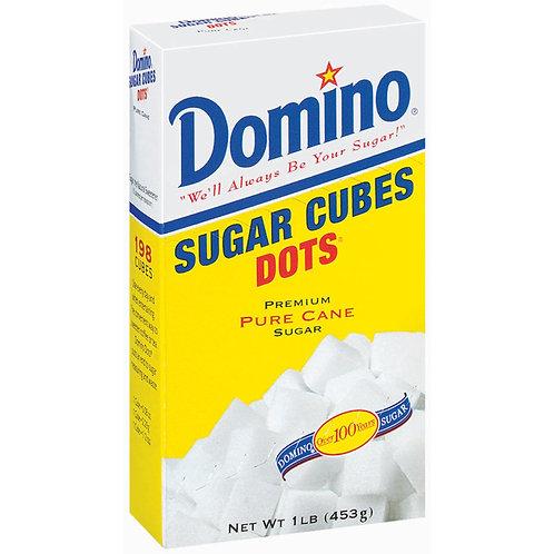Domino Dots Sugar Cubes (1lb)