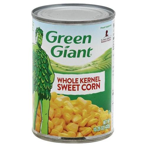 Green Giant Whole Kernel Sweet Corn (15.25oz)