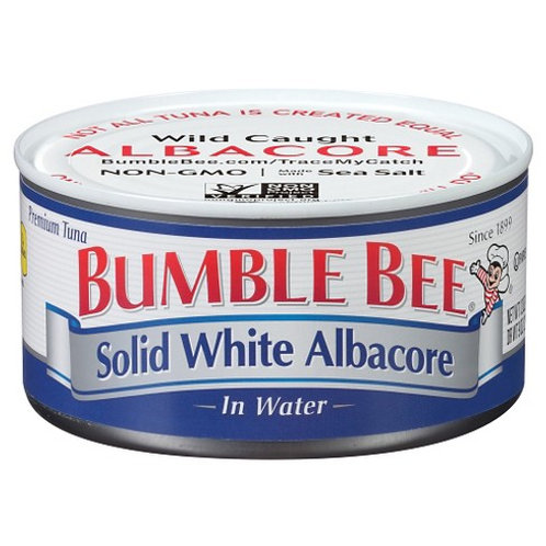 Bumble Bee Solid White Albacore Tuna in Water (5oz)