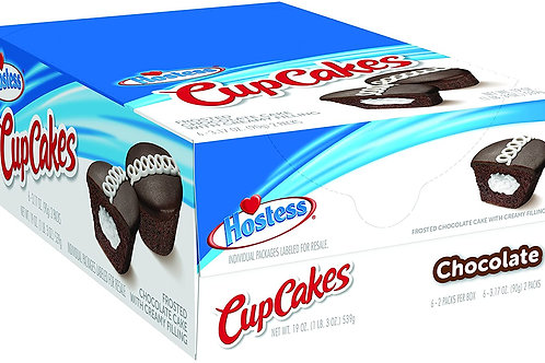 Hostess Chocolate Cupcake (19oz)