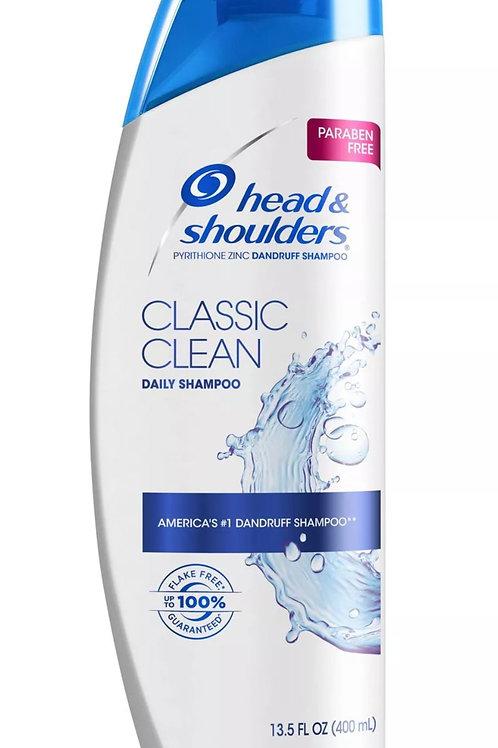 H&S Classic Clean 2 in 1 Shampoo & Conditioner(400ML)