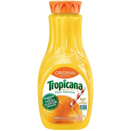Tropican Pure Premium Orange Juice (52oz)