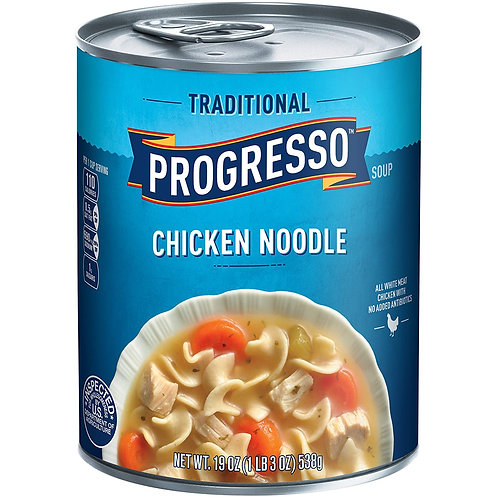 Progresso Traditional Chicken Noodle (19oz)