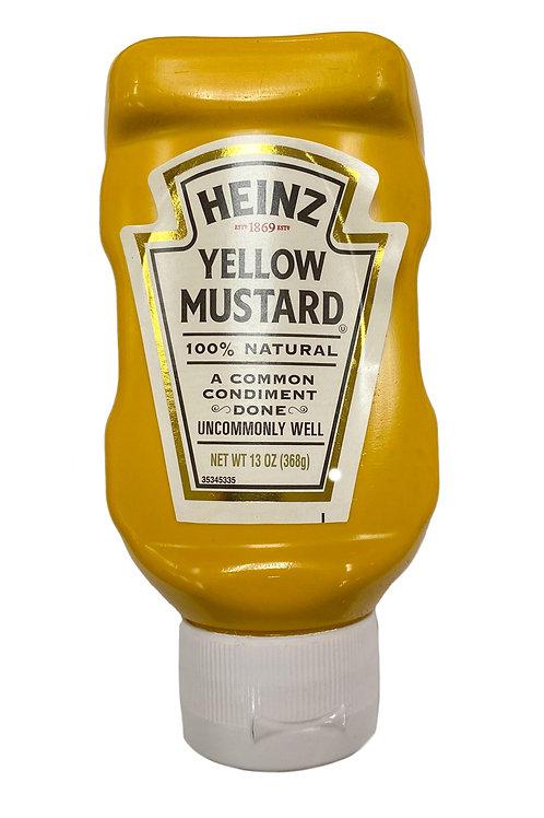 Heinz Yellow Mustard (13oz)