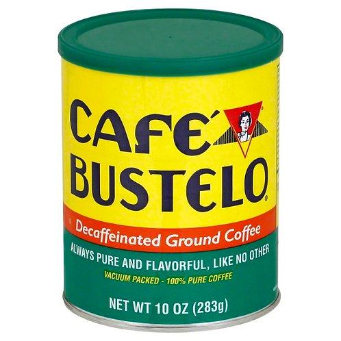 Cafe Bustelo Decaf Coffe (10oz)