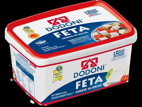 Feta Cheese (4.4 lbs)