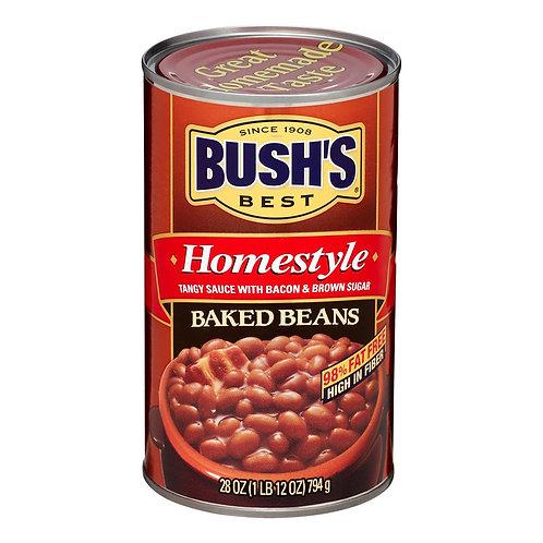 Bush's Homestyle Baked Beans (28oz)