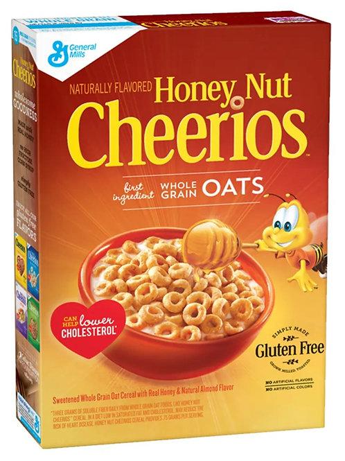 Honey Nut Cheerios (19.5oz)