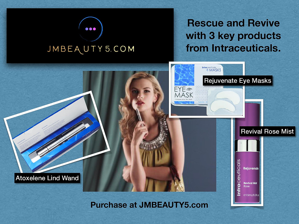 Triple Play from Intraceuticals