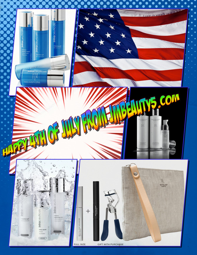 Happy 4th of July from JmBeauty5.com!