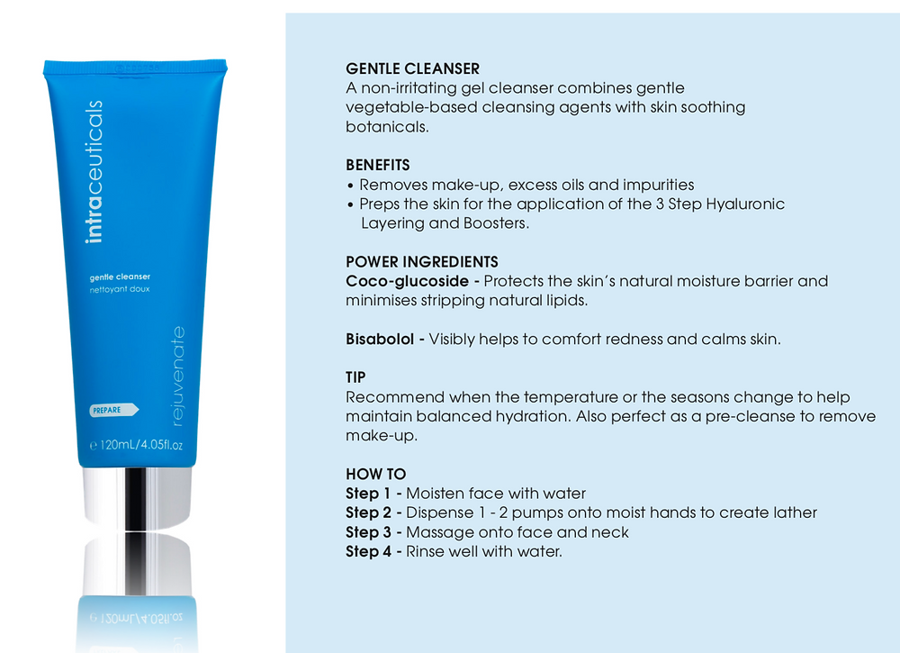Intraceuticals Gentle Cleanser