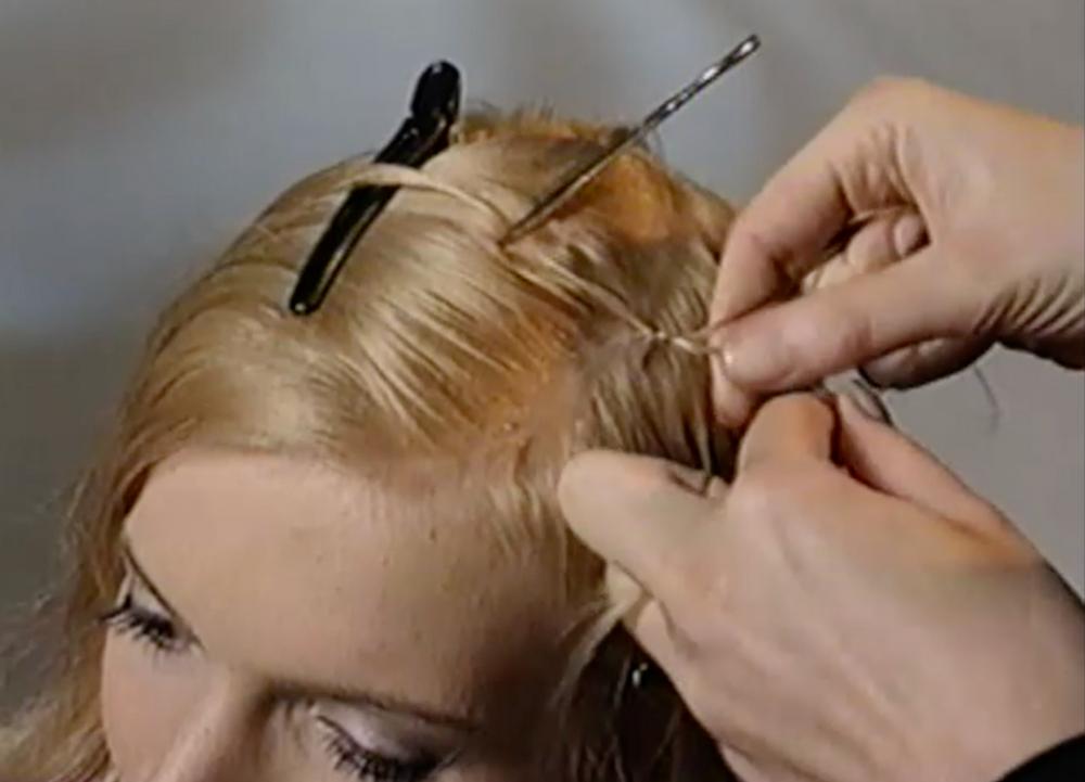 Step 1 - start with a 3 stem braid