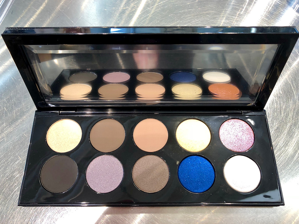 Subliminal eyeshadow pallet from Pat McGrath Labs