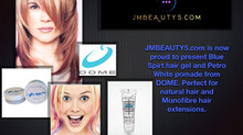 JMBEAUTY5.com is now proud to carry Blue Spirt Gel and Petro White Pomade