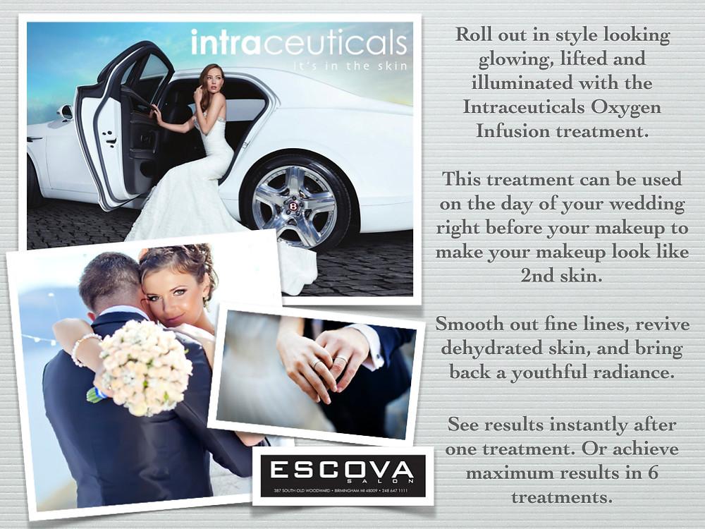 Intraceuticals Wedding makeup