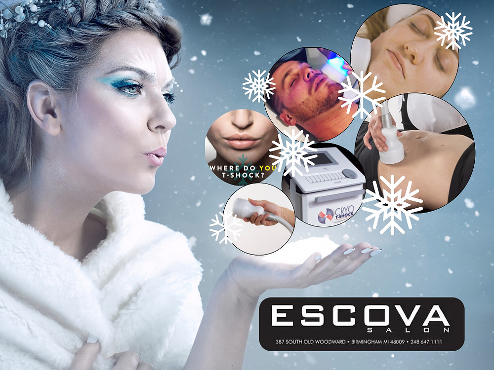 Cryo T-Shock treatments