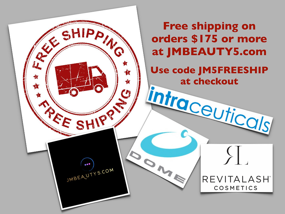 Free shipping on all orders $175 or more!