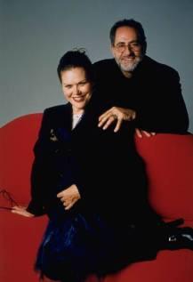 Geri Cusenza and her husband John