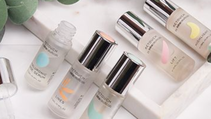 Retouch Serums Collection
