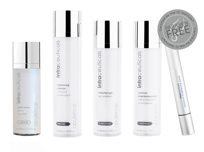 Dark spots? Hyper Pigmentation? Melasma? Opulence from Intraceuticals to the rescue