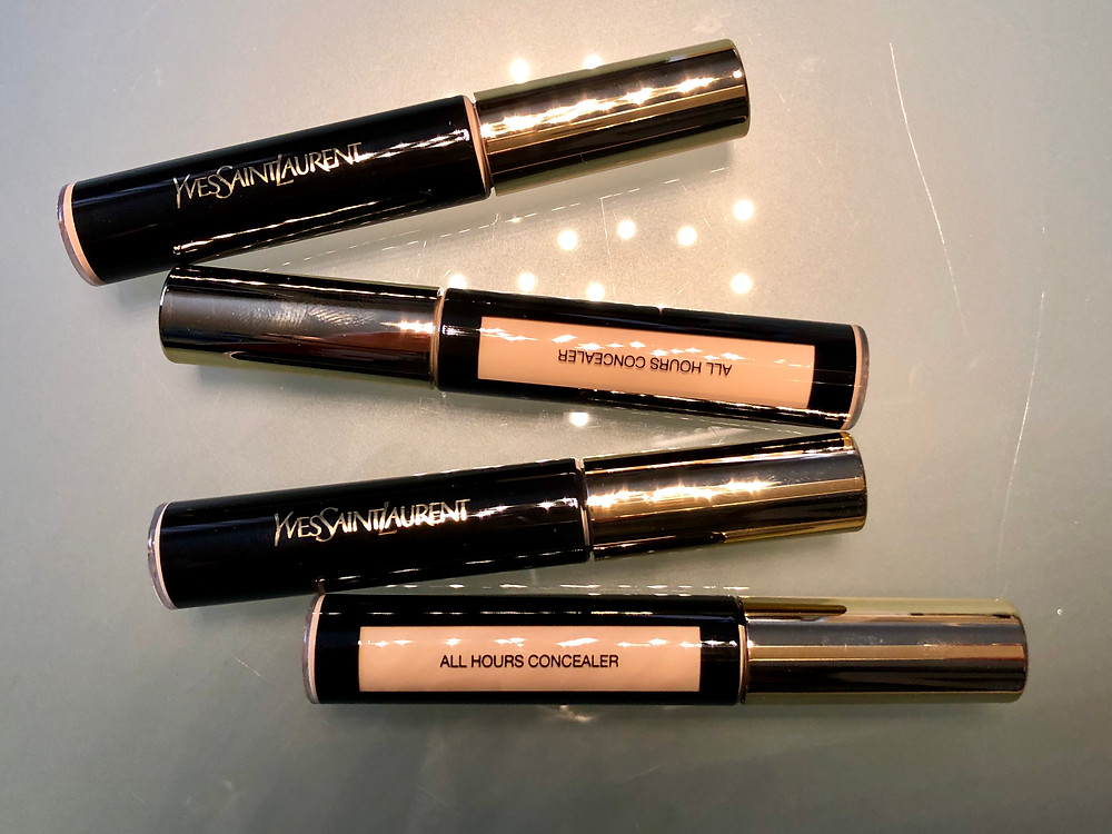 YSL All Hours concealers