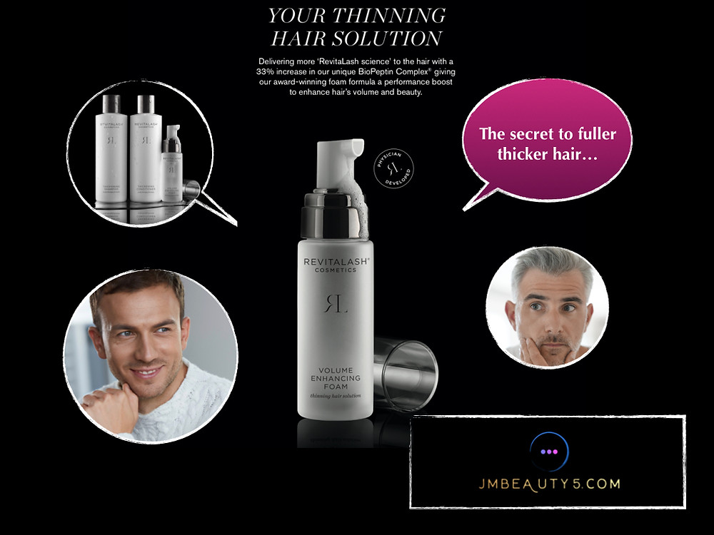 Revitalash Cosmetics haircare