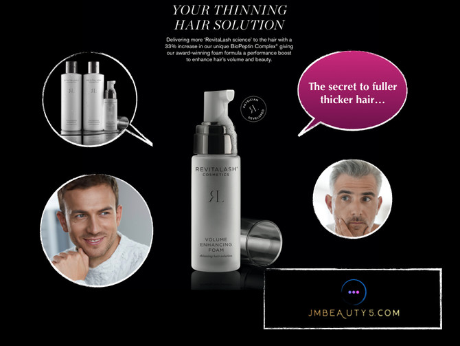 Men, want to keep the hair you have and make it fuller?