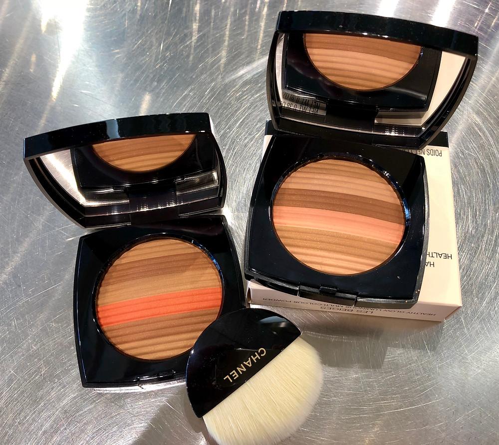 Chanel Les Beige Multi-Color powders