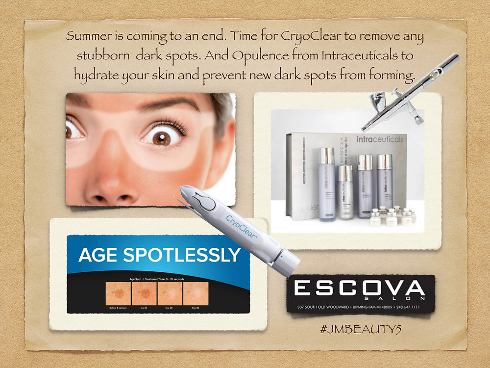 CryoClear and Opulence from Intraceuticals