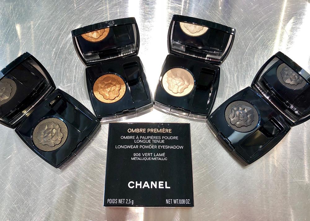 Chanel Holiday Makeup 2018