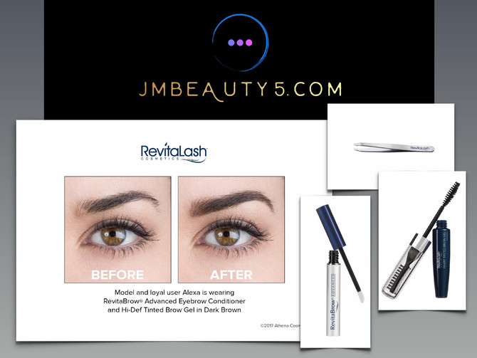 Let RevitaBrow rescue your brows
