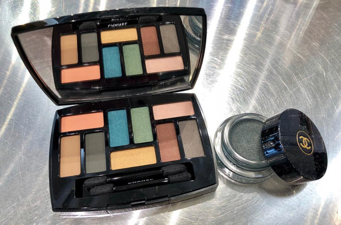 Chanel spring colors!