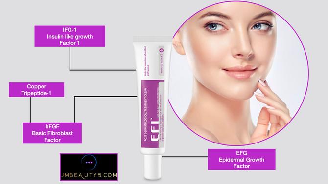 The new EFI Cream