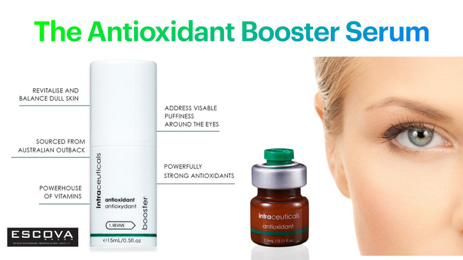 The Antioxidant Booster Serum from Intraceuticals