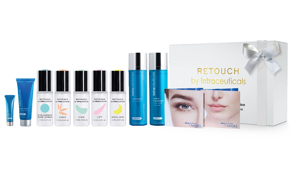 Deluxe Retouch Serum Collection