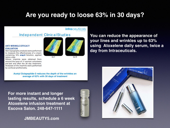Are you ready to lose 63%?