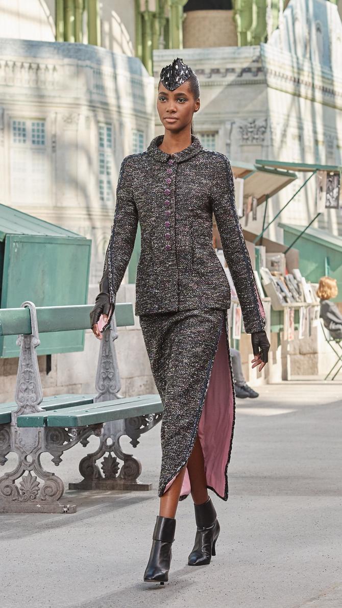 Chanel Haute Couture fall/winter 2018-19