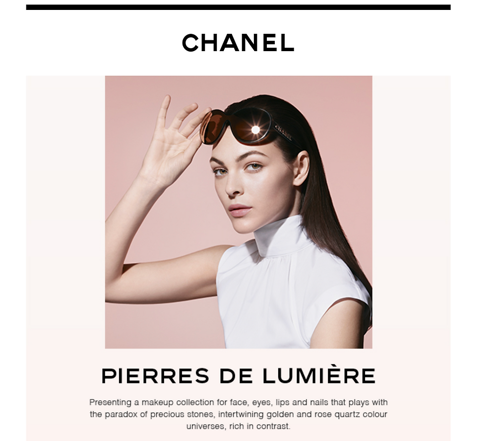 Chanel Pierres De Lumiere