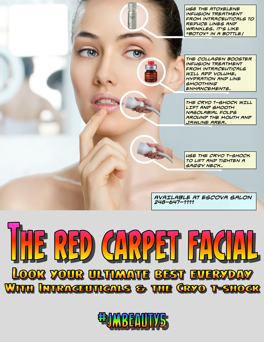 The Red Carpet Facial
