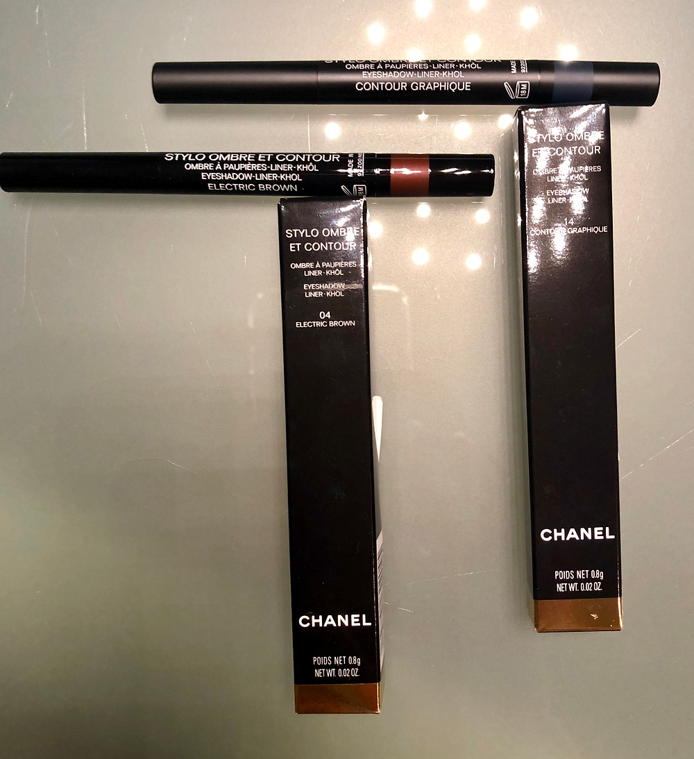 Chanel Eyeshadow Liner Khol