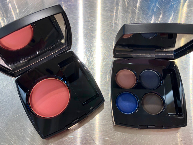 Fall 2018 makeup colors from Chanel have arrived!