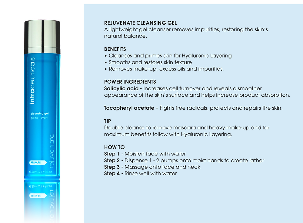 Intraceuticals Cleansing Gel