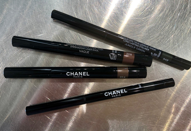 Define your eyes this season with new pencils from Chanel