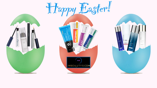 HAPPY EASTER FROM JM BEAUTY 5!
