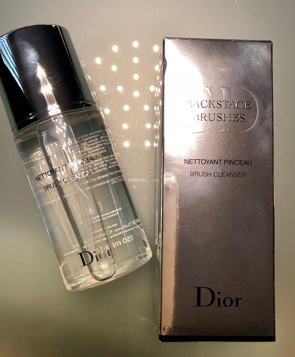 Dior Backstage Brush Cleaner