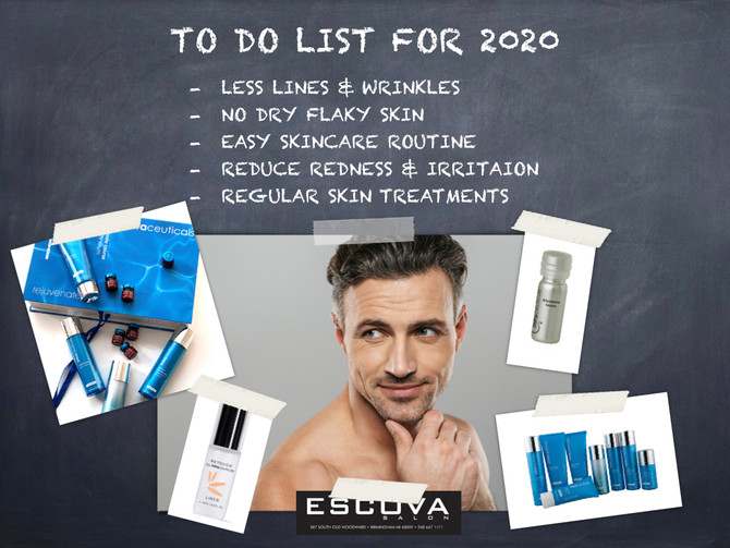 TO DO LIST FOR 2020