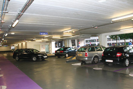 Parking CHU Henri Mondor
