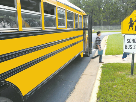 Back to School! – Tips to Help Keep Your Kids Safe as They Head Back to School this Year