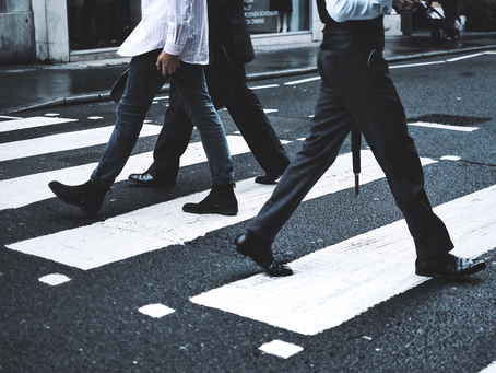 Bad News Again for Pedestrians!  Florida is One of Five States Accounting for Nearly Half of Pedestr